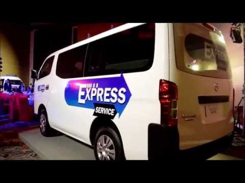 The All-New Nissan NV350 Urvan Philippines