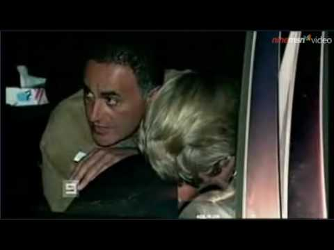 France Picture Of Diana After Accident Youtube