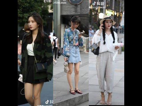 P22 Street Style Thời Trang Cực Chất đường phố của giới trẻ Trung Quốc Street Style In China