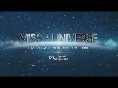 Miss Universe 2017 Background Music Main Title Youtube