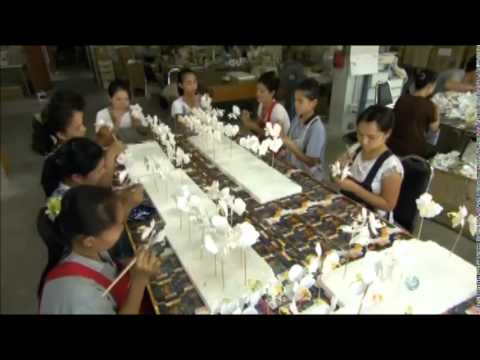 How It's Made - Artificial Flowers