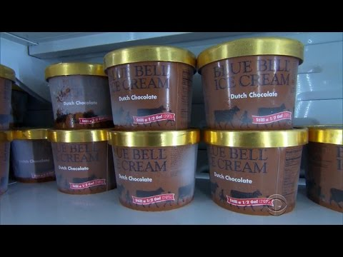 CDC: Blue Bell Listeria Outbreak Went On For At Least Four Years