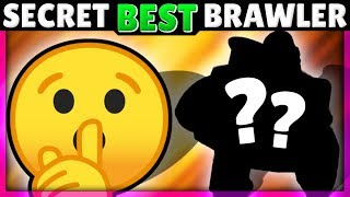 Gambar cover 1 Brawler Wins MORE than ALL Others, but it's a SECRET! | Best Brawler in Brawl Stars?