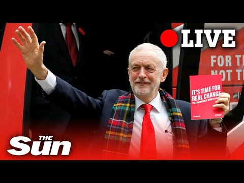 Labour Party's full manifesto launch