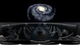 Geheimnis Dunkle Materie - Fulldome Planetariumsshow (VR - 360 Grad)