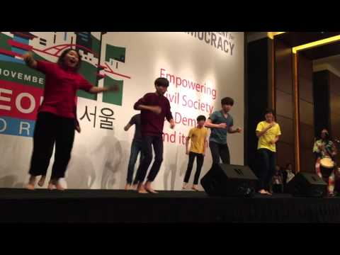 HPS + 쿨레칸 part 2 @ World Movement for Democracy