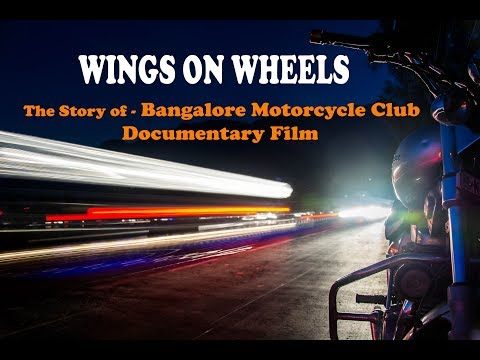 WINGS ON WHEELS - The Story of Bangalore Motorcycle Club || Documentary Film || English Subtitle