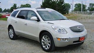 2012 Buick Enclave Premium SUV For Sale Dayton Troy Piqua Sidney Ohio | CP14115T