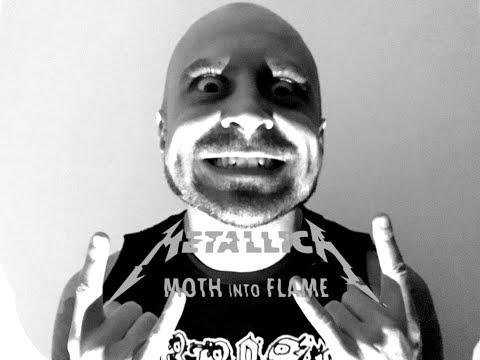 MetallicA Moth Into Flame reaction!!!