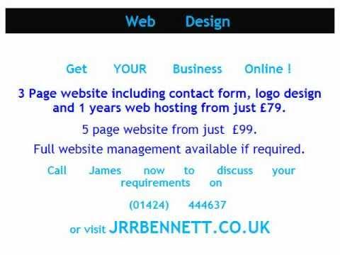 Web Design Hastings