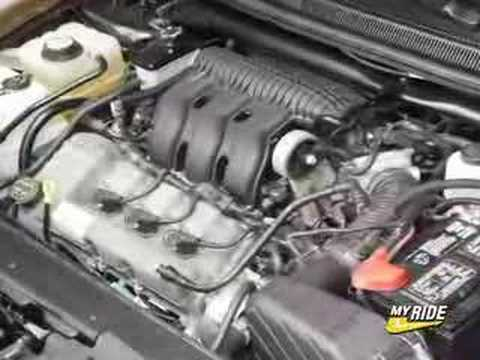 review 2005 ford five hundred youtube rh youtube com Ford Duratec V6 Engine Ford 3.0L Engine