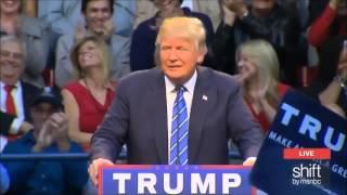 """Donald Trump, """"Obama, you"""