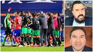 ESCÁNDALO Acto racista en el Atlético San Luis vs Santos, repudiado por el mundo | Futbol Picante