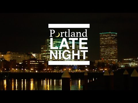 Portland LATE NIGHT - Episode 1:  You Can F*cking Clap Here.