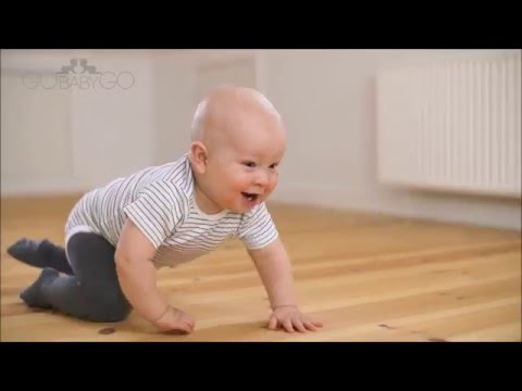 baby kravle