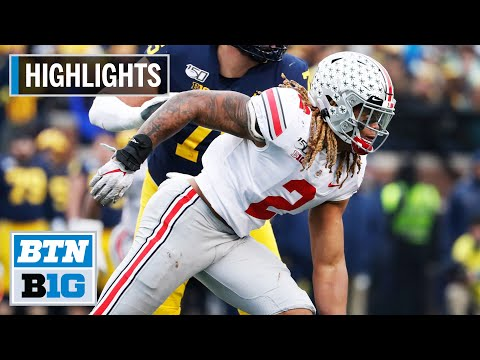highlights:-chase-young-declares-for-2020-nfl-draft-|-ohio-state-|-b1g-football