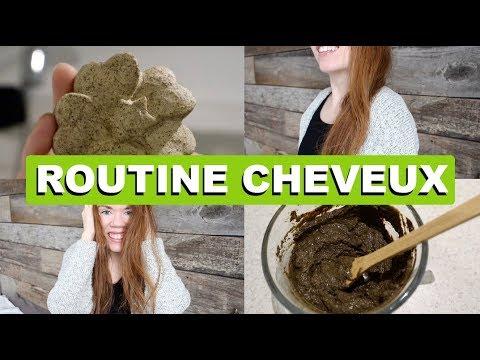 ROUTINE CHEVEUX Cocooning ZÉRO DÉCHET Et NATUREL