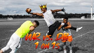 KING OF THE FIELD! WR VS DB 1ON1'S (ANKLES WERE TOOK).mp3