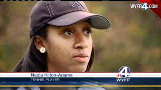 Teen's Essay Earns Court Time With Russian Tennis Star