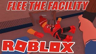REKT OD RIDERA A SPYE ! | Roblox : Flee The Facility