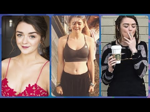 Maisie Williams Arya Stark of Game of Thrones Rare Photos  Family  Friends  Lifestyle