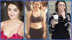 Maisie Williams (Arya Stark of Game of Thrones) Rare Photos   Family   Friends   Lifestyle