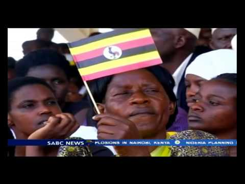 Museveni attended 'thanksgiving service' for anti-gay law