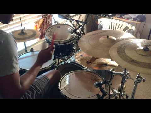 David Ropotusin Drum Cover- Tasha Cobbs-Ahh