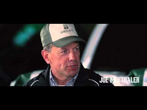 Beck's Tailgate Talk – Escalate – Iowa Farmers - YouTube