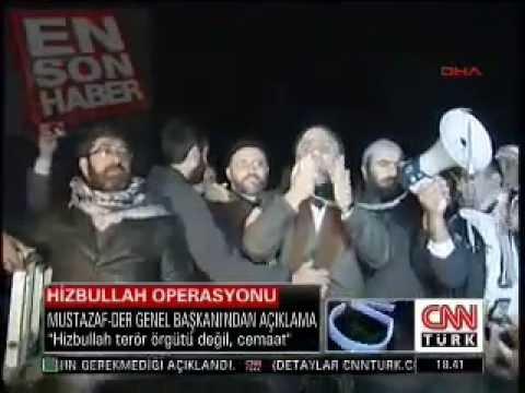 Türkiye Kürdistan Hizbullah 'ı terör...