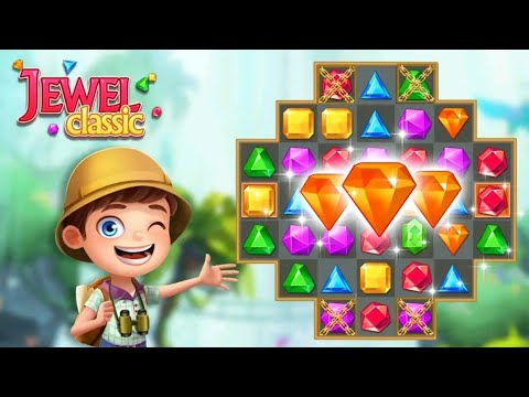 Jewels Classic - Jewel Crush Legend (by Ivy)