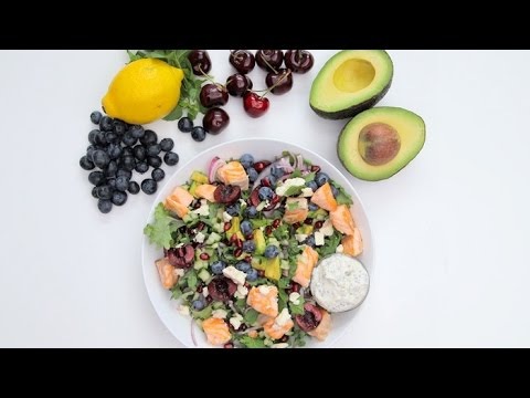 Antioxidant-Packed Salad