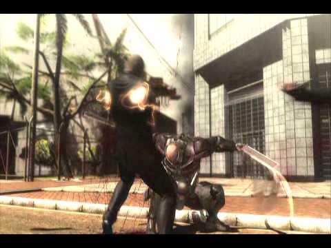 Metal Gear Rising: Revengeance File R-00: Guard Duty (Normal DIfficulty)