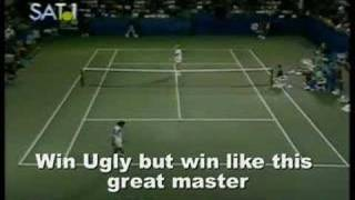 Winning Ugly. The Movie!!!!!!!!!!!! Brad Gilbert
