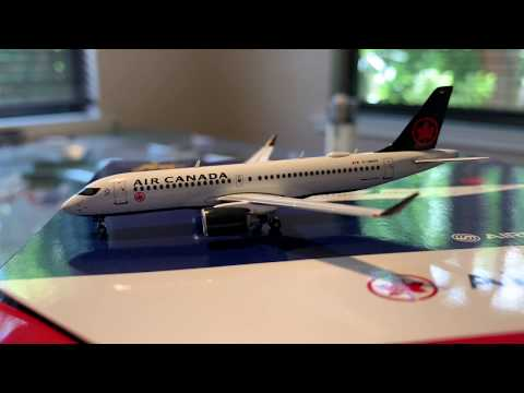 Review: Gemini Jets Air Canada A220-300 1:400