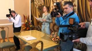 Свадьба Володи и Ольги