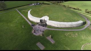 Ode to Joy - The RTÉ Philharmonic Choir sing Beethoven at Newgrange, Co. Meath, Ireland #Ode2Joy