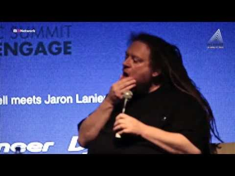 IMS Engage: Jaron Lanier In Conversation With Matthew Adell