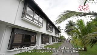 12fly TV - Jane at Jetwing Lagoon Negombo, Sri Lanka