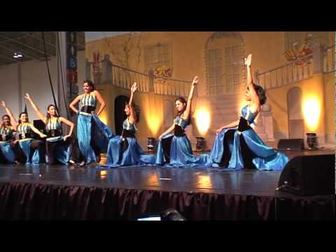 Uff Teri Adaa Dance by Rushil Malik & Group of Shiamak Davar ...