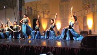 Uff Teri Adaa Dance by Rushil Malik & Group of Shiamak Davar Dance School Students  at CNE THE EX