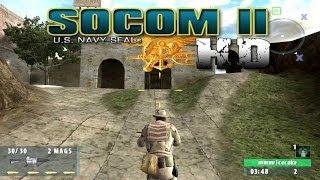 New 2014 ! Socom 2 HD Fish Hook Gameplay !