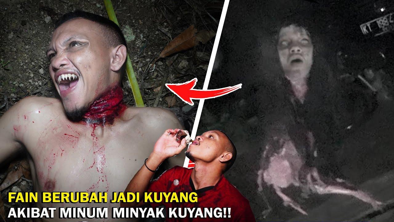 Download Experiment Coba Minum Minyak Kuyang Hasilnya Jadi Kuyang Benaran!!