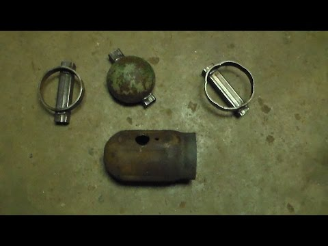 Simple blacksmithing jigs made from...