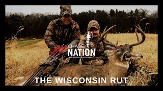 WISCONSIN Bow Hunt Success During the Rut!