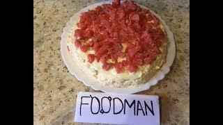 Салат «Сёмга на шубе»: рецепт от Foodman.club