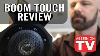 Boom Touch Review: Phone Amplifying Speaker