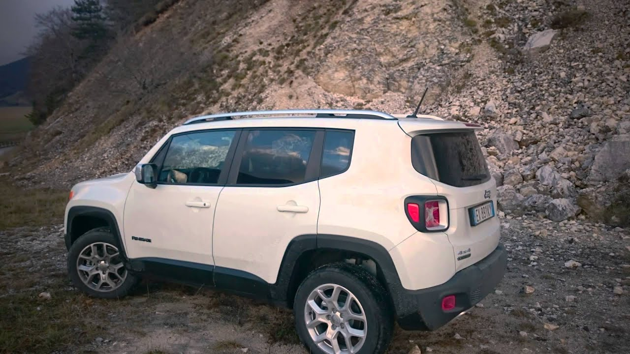 2015 jeep renegade limited 4x4 youtube. Black Bedroom Furniture Sets. Home Design Ideas