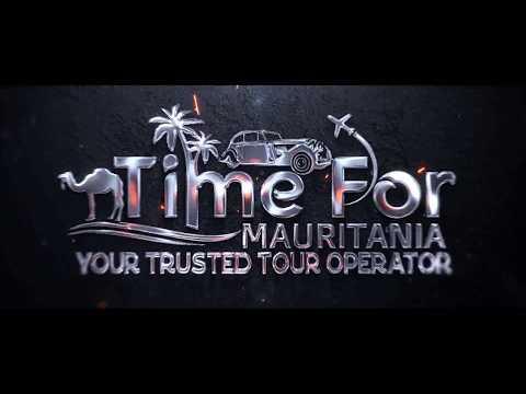 Time For Mauritania Tour Operator (Logo intro)