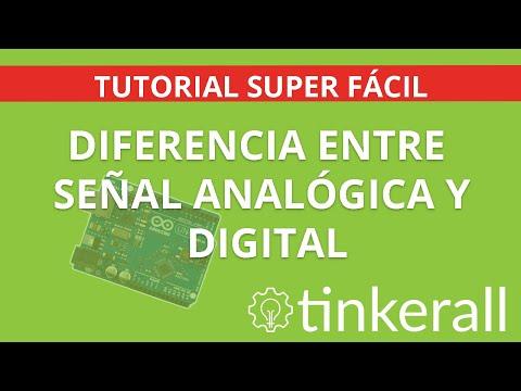 ARDUINO BÁSICO EP8. Señal Analógica Y Digital (PWM, AnalogRead, AnalogWrite)